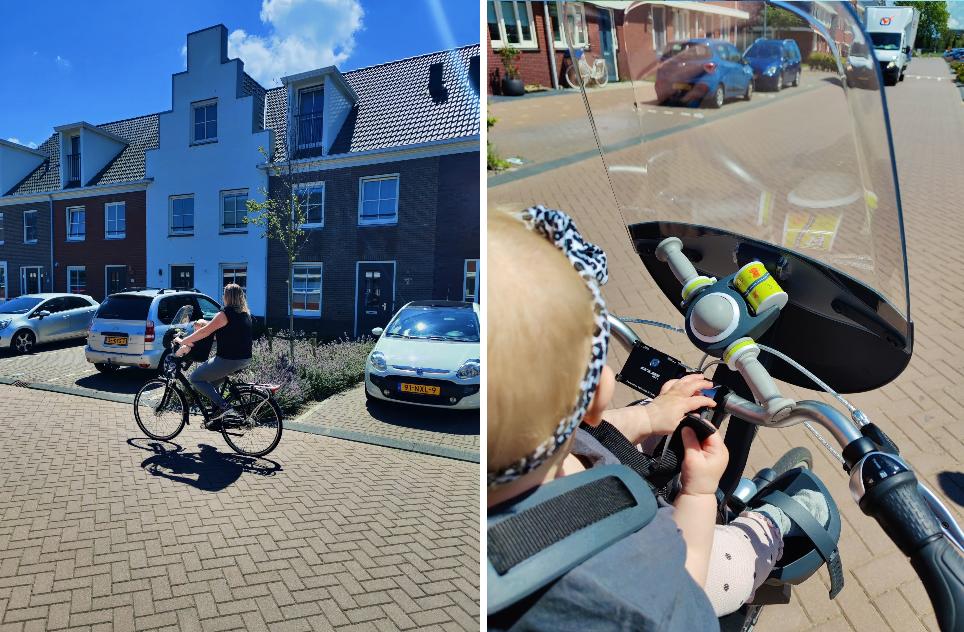Speeltjes voor op de fiets